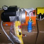 bungee trampolino motore elettrico